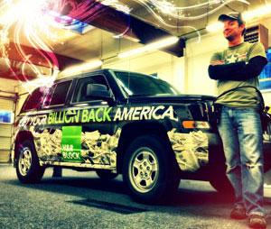 Car Wraps Seattle Wa Vinyl Car Wrap Seattle Vehicle Wraps Seattle
